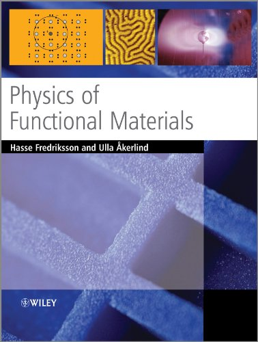 9780470517574: Physics of Functional Materials