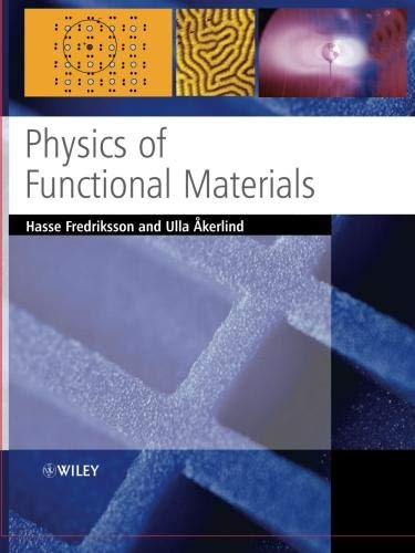 9780470517581: Physics of Functional Materials
