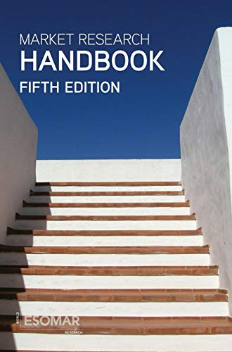 9780470517680: Market Research Handbook
