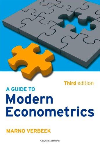 9780470517697: A Guide to Modern Econometrics 3e