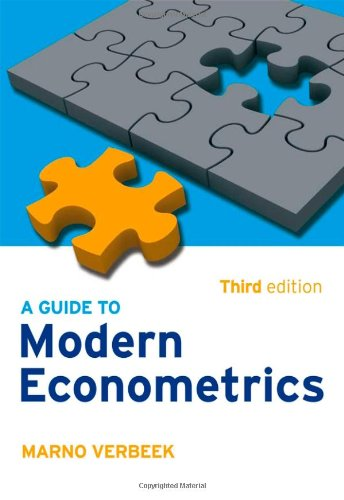 9780470517697: A Guide To Modern Econometrics