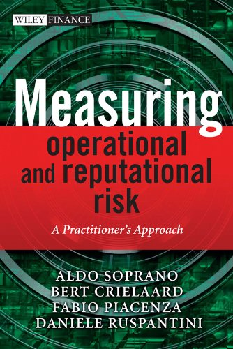 9780470517703: Measuring Operational and Reputational Risk: A Practitioner's Approach