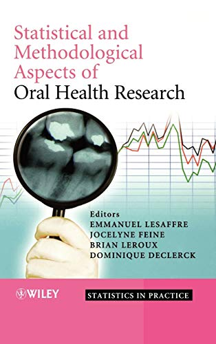 9780470517925: Statistical and Methodological Aspects of Oral Health Research