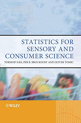 9780470518212: Statistics for Sensory and Consumer Science