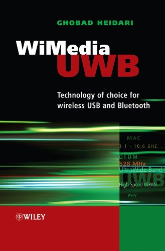 9780470518342: WiMedia UWB: Technology of Choice for Wireless USB and Bluetooth