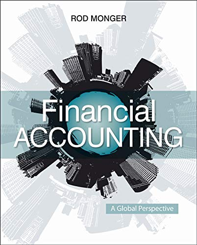 Financial Accounting: A Global Perspective: Rod Monger