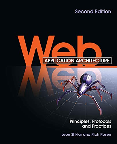 9780470518601: Web Application Architecture: Principles, Protocols and Practices