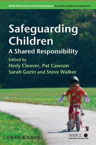 9780470518748: Safeguarding Children: A Shared Responsibility (Wiley Child Protection & Policy Series)
