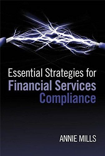9780470519042: Essential Strategies for Financial Services Compliance