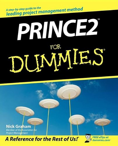 9780470519196: PRINCE2 For Dummies
