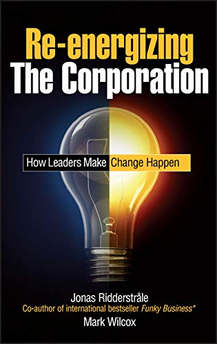 9780470519219: Re-Energizing the Corporation: How Leaders Make Change Happen