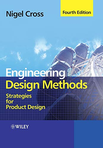 9780470519264: Engineering Design Methods 4e: Strategies for Product Design