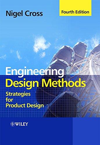 9780470519264: Engineering Design Methods: Strategies for Product Design