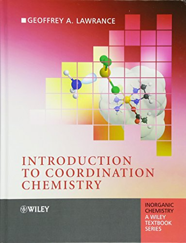 9780470519301: Introduction to Coordination Chemistry