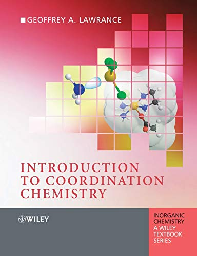 9780470519318: Introduction to Coordination Chemistry