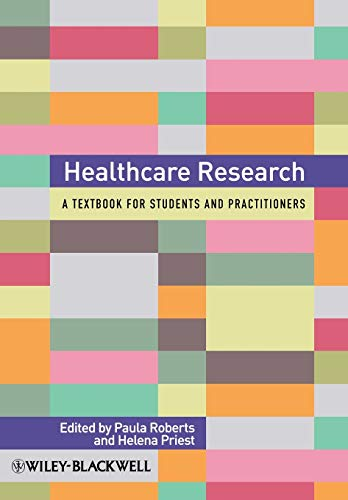 9780470519325: Healthcare Research: A Handbook for Students and Practitioners