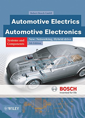 9780470519370: Automotive Electrics and Automotive Electronics, Completely Revised and Extended (Bosch Handbooks (REP))