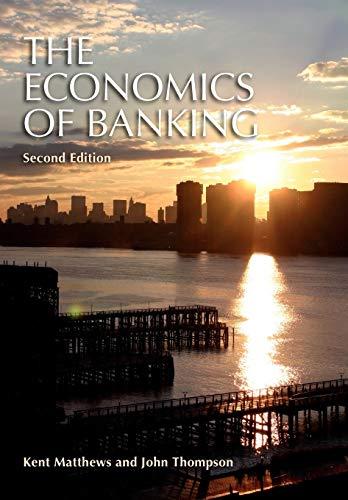 9780470519646: The Economics of Banking