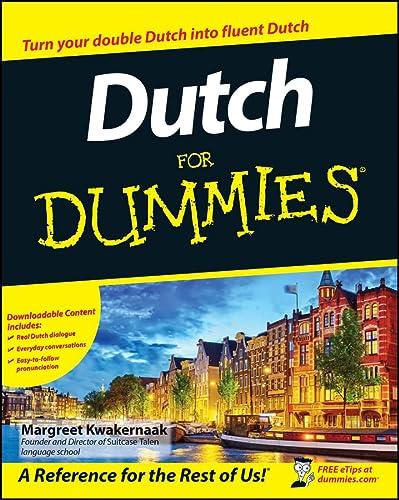 9780470519868: Dutch For Dummies