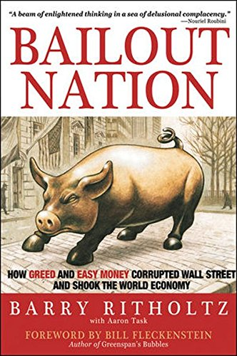 9780470520383: Bailout Nation: How Greed and Easy Money Corrupted Wall Street and Shook the World Economy