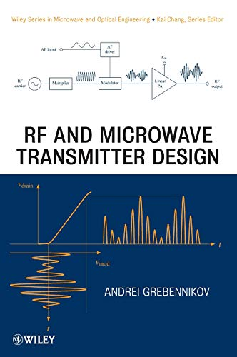 9780470520994: RF and Microwave Transmitter Design