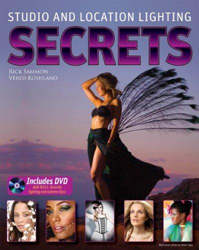 9780470521250: Studio and Location Lighting Secrets for Digital Photographers