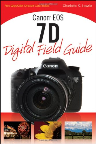 9780470521298: Canon EOS 7D Digital Field Guide