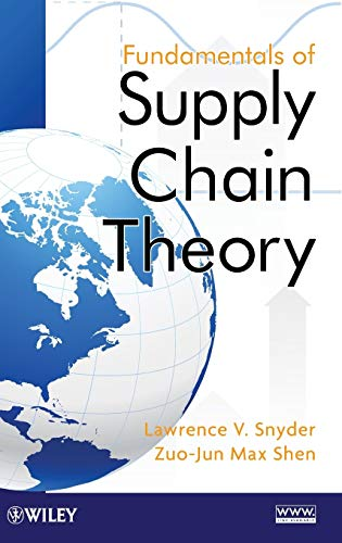 9780470521304: Fundamentals of Supply Chain Theory