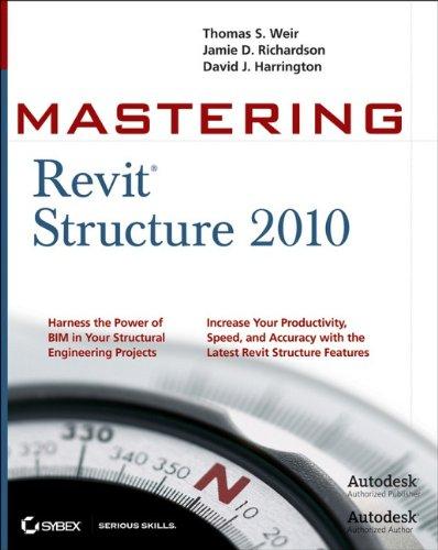 9780470521410: Mastering Revit Structure 2010