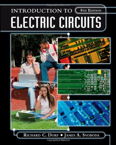 9780470521571: Introduction to Electric Circuits