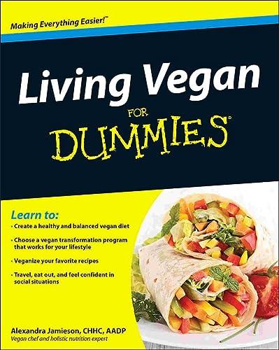 9780470522141: Living Vegan For Dummies