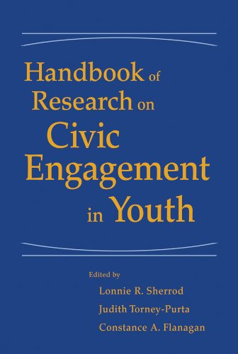 9780470522745: Handbook of Research on Civic Engagement in Youth