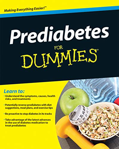 9780470523018: Prediabetes For Dummies