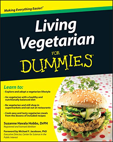 9780470523025: Living Vegetarian For Dummies (For Dummies Series)