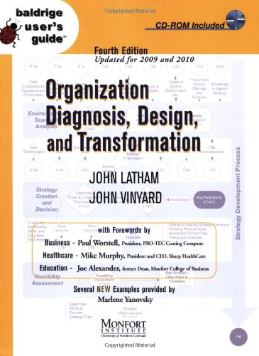 9780470523742: Baldrige User's Guide: Organization Diagnosis, Design, and Transformation (Baldrige User's Guides)