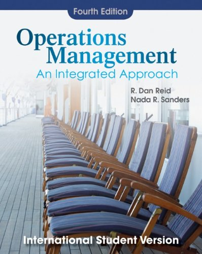 9780470524589: Operations Management: An Integrated Approach