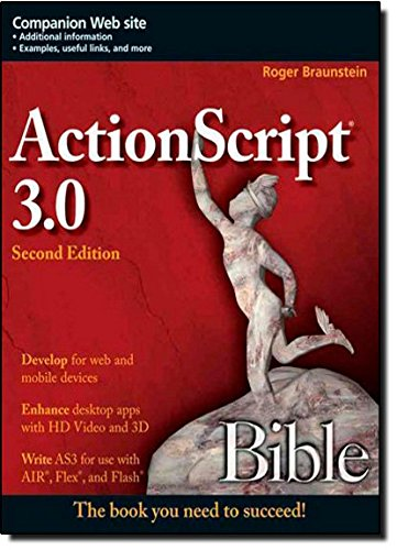 9780470525234: ActionScript 3.0 Bible