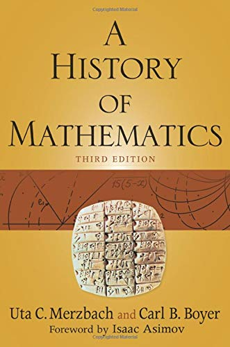 9780470525487: A History of Mathematics