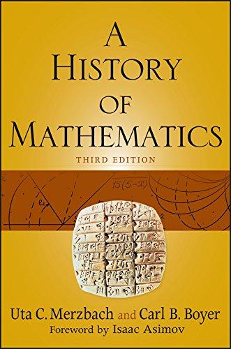 9780470525487: A History of Mathematics
