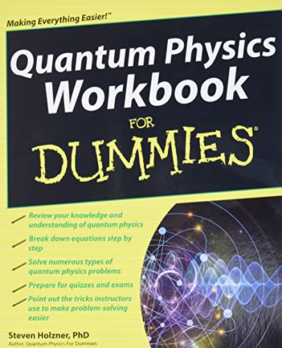 9780470525890: Quantum Physics Workbook for Dummies