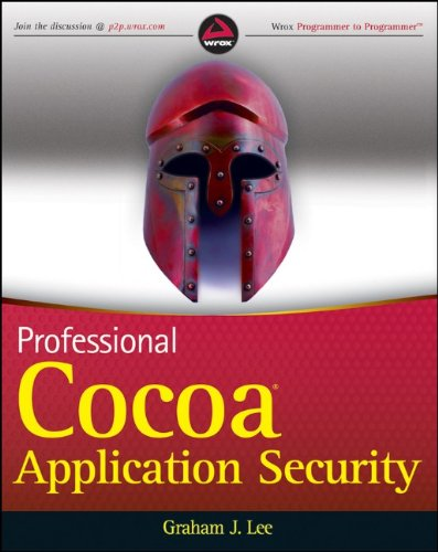 9780470525951: Professional Cocoa Application Security
