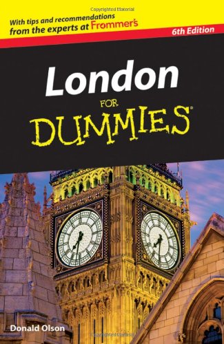 9780470526620: London For Dummies