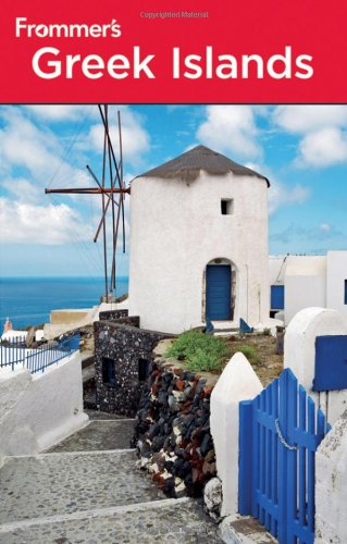 9780470526644: Frommer's Greek Islands (Frommer's Complete Guides)
