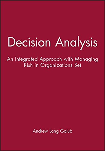 9780470527009: Decision Analysis An Integrated Approach