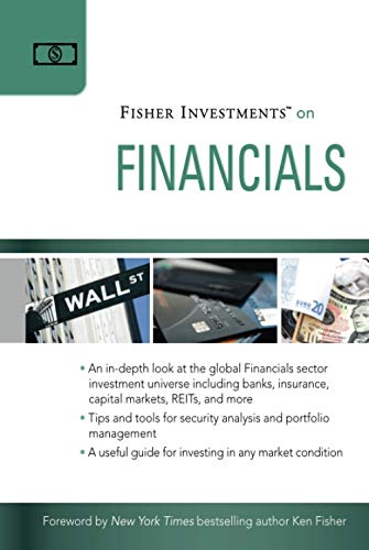 9780470527061: Fisher Investments on Financials