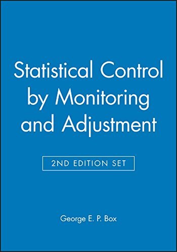 9780470527498: Statistical Control by Monitoring and Adjustment 2e & Statistics for Experimenters: Design, Innovation, and Discovery 2e Set (Wiley Series in Probability and Statistics)