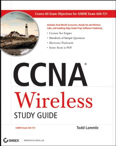 9780470527658: CCNA Wireless Study Guide: IUWNE Exam 640-721