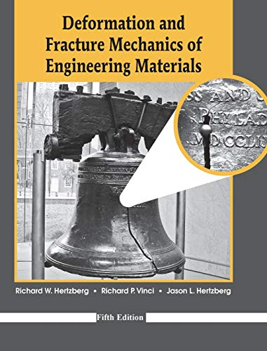 9780470527801: Deformation and Fracture Mechanics of Engineering Materials