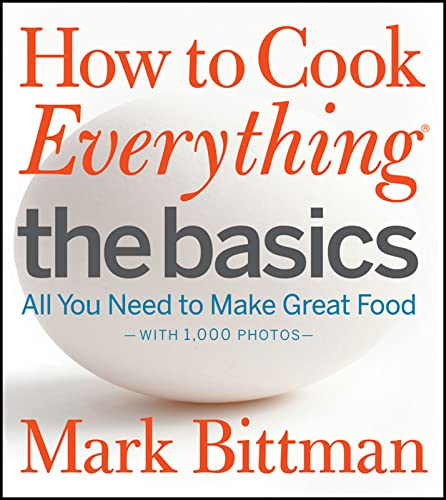 9780470528068: How to Cook Everything the Basics: All You Need to Make Great Food-With 1,000 Photos