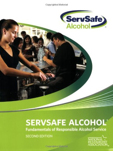 9780470529416: ServSafe Alcohol: Fundamentals of Responsible Alcohol Service with Exam Answer Sheet